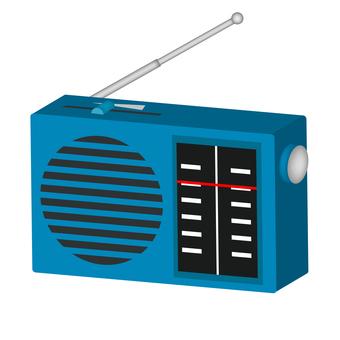 A little classic radio