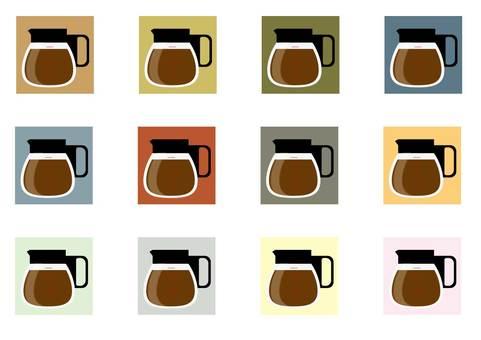 咖啡·圖標