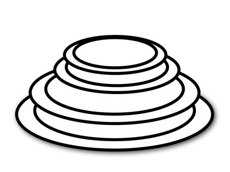 Place plates