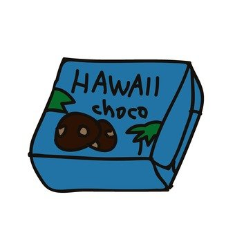 Hawaiian souvenirs
