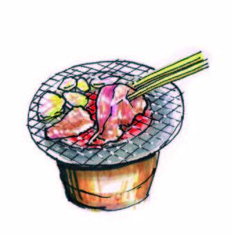 BBQ at Yaita