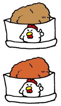 Convenience store chicken