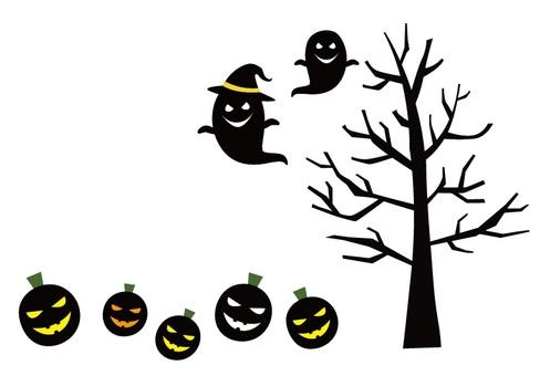 Halloween ghost 3