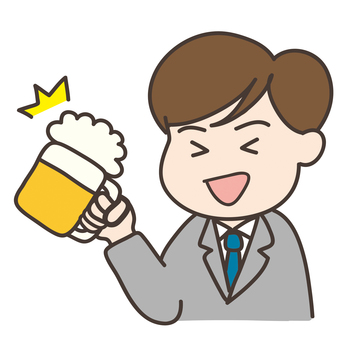 Cheers _ Salary man 2