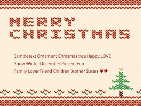 Christmas frame ver 09