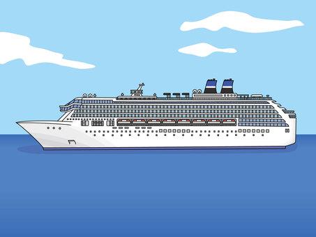 大型客船4