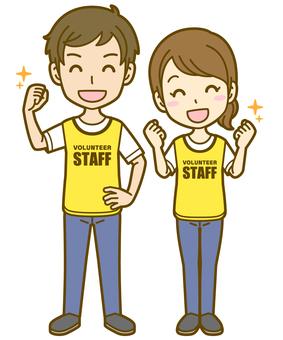 Men and women (volunteer): A_ spirit 01FS