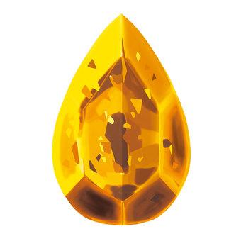 Gemstone type (yellow)