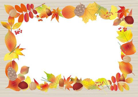 Fall Leaf Board _ Horizontal Size