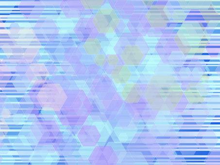 Digital image random background