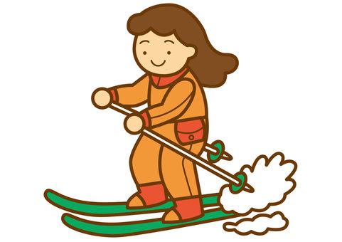 Ski 3-4c