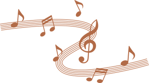 Musical notes and tones