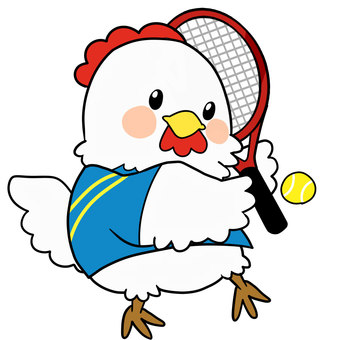 Chicken · Rooster year · Tennis