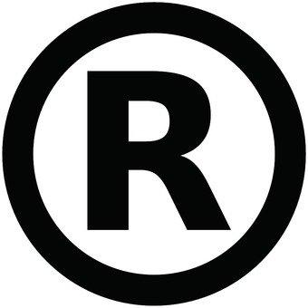 Registered trademark mark