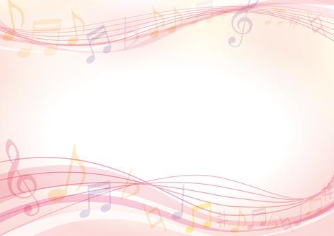 음악 핑크