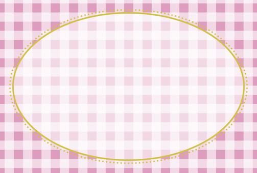 Girly Frame (Pink 1)