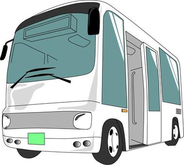 Bus small mini