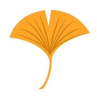 銀杏葉(黃)