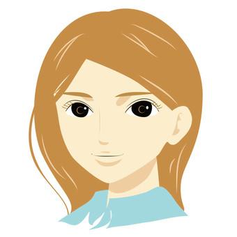 Female 1 (social person)