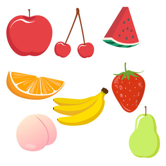 Various fruits