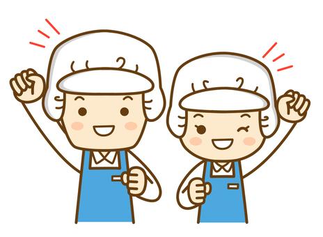 Motivating cooks