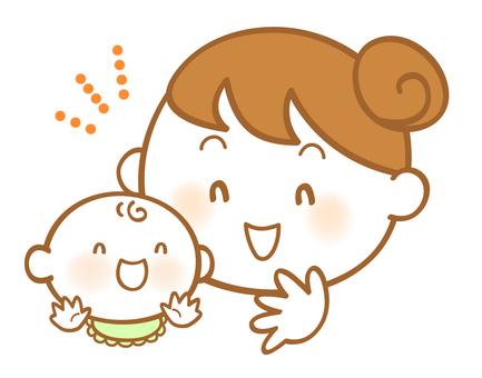 媽媽和寶寶-2