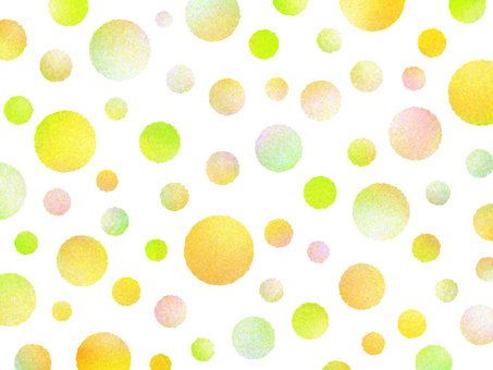 Dot pattern wallpaper colorful background material Illustration