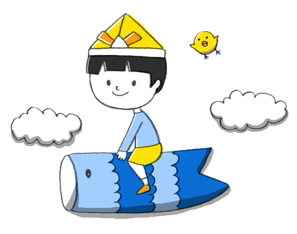 Flying flying rice