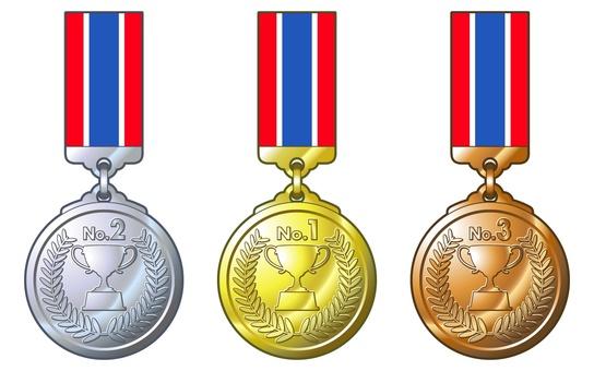 Medals - 001