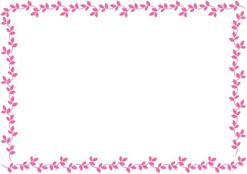 Frame - Around Wakaba - Pink