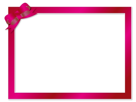 Ribbon Frame 01