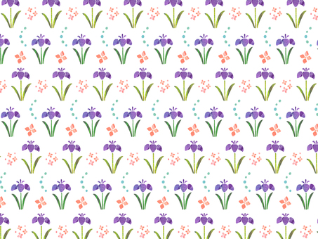 菖蒲パターン