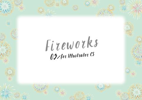Fireworks _ Horizontal 05_F_G_ol