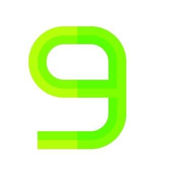 Number (9)