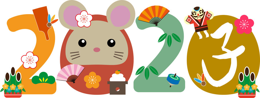 Mouse 03_02 (Zodiac Sign)