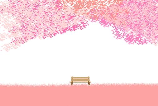Sakura's landscape