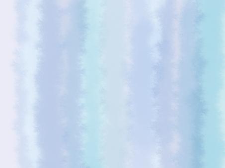 블루 수채화 국경