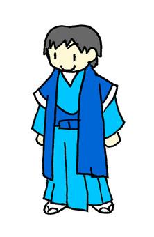 Shichigosan (boy)