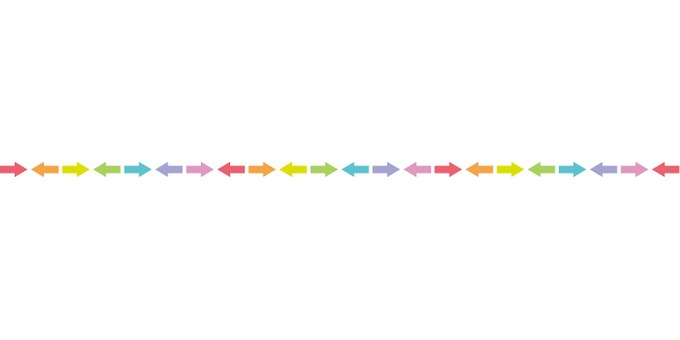 Simple line colorful 12