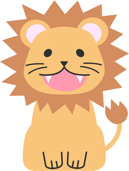【Animals】 Lion male