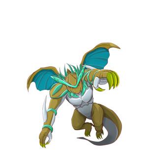 Armed Dragon (Thunder)