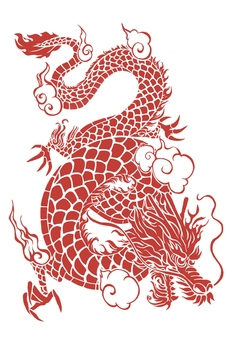 중국 스타일 용