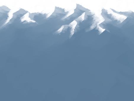 Background (winter mountain)