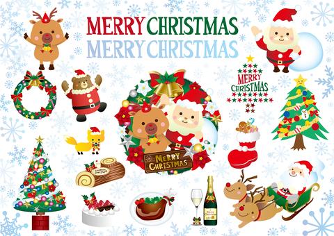 Christmas stock set 2