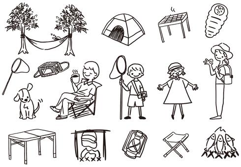 Camping set 1