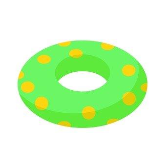 Floating wheel 8