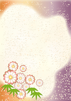 New Year's Pattern Chrysanthemum 24