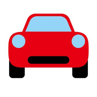 Car icon 1 pictogram
