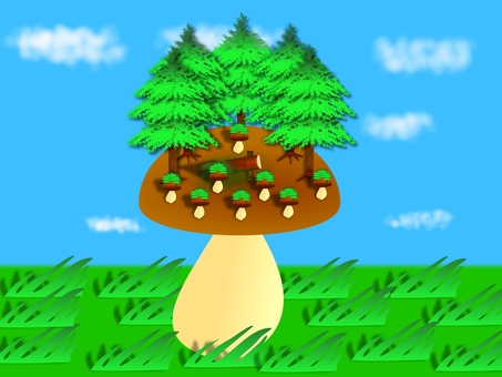 The child of the strongest tree in history? development of!