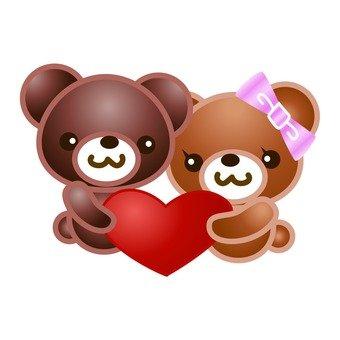 곰의 커플